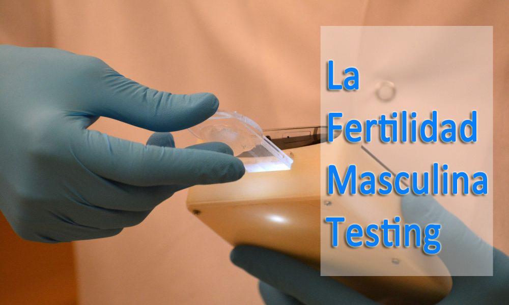 La Fertilidad Masculina Testing- mejor guía para saber sobre la fertilidad masculina