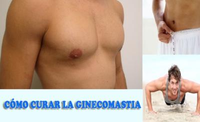 Curar la ginecomastia: cómo deshacerse de la ampliación del pecho masculino