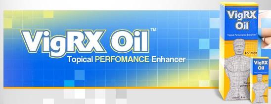 VigRX Oil revisión