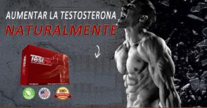 TestRX Revisión - Aumente Naturalmente su nivel de Testosterona