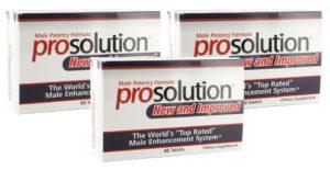 ProSolution Plus Revisión: píldora de mejora masculina para curar la eyaculación precoz