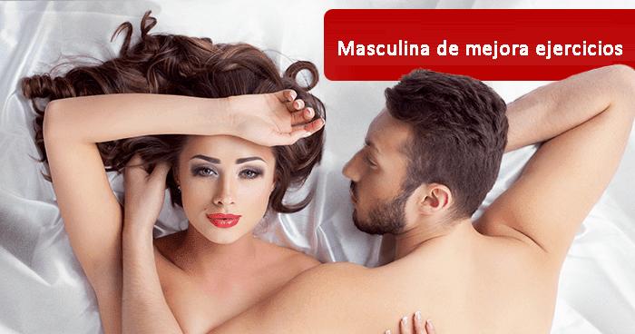 7 mejores ejercicios de mejora masculina para aumentar el tamaño del pene